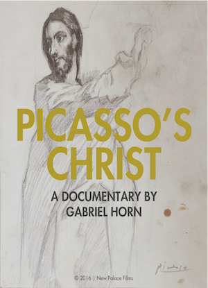 Picasso's Christ Poster 2016